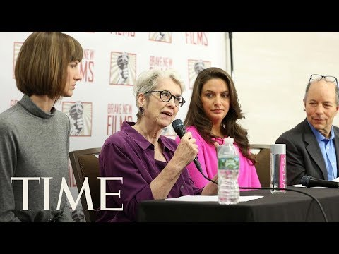 Panel Of Women Who Have Accused President Trump Of Misconduct Hold Press Conference | TIME
