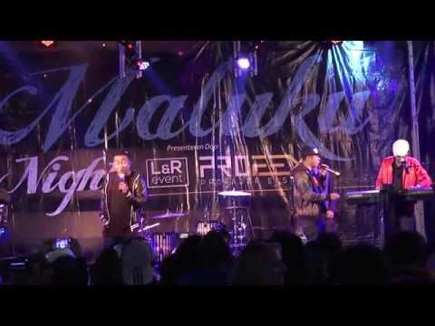 Naruwe (boysband) - Maluku Night - Uden, 31 mei2014 -