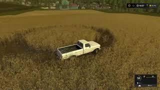 Farming Simulator 2017 4Real Module 01 - Crop Destruction