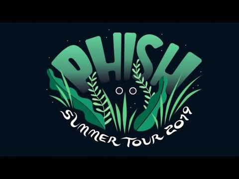 Phish - 2019 - 06 - 25 Darling's Waterfront Pavilion Bangor, Maine