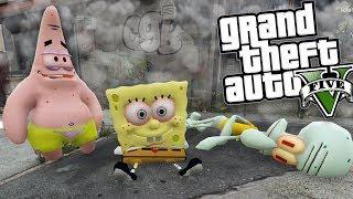 Download Lagu GTA 5 Mods - DRUG DEALER SPONGEBOB MOD w/ PATRICK & SQUIDWARD (GTA 5 Mods Gameplay) mp3