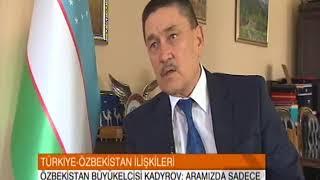 Batı, Güçlü Bir Türkiye'den Korkuyor - Özbekistan'ın Ankara Büyükelçisi - TRT Avaz Haber
