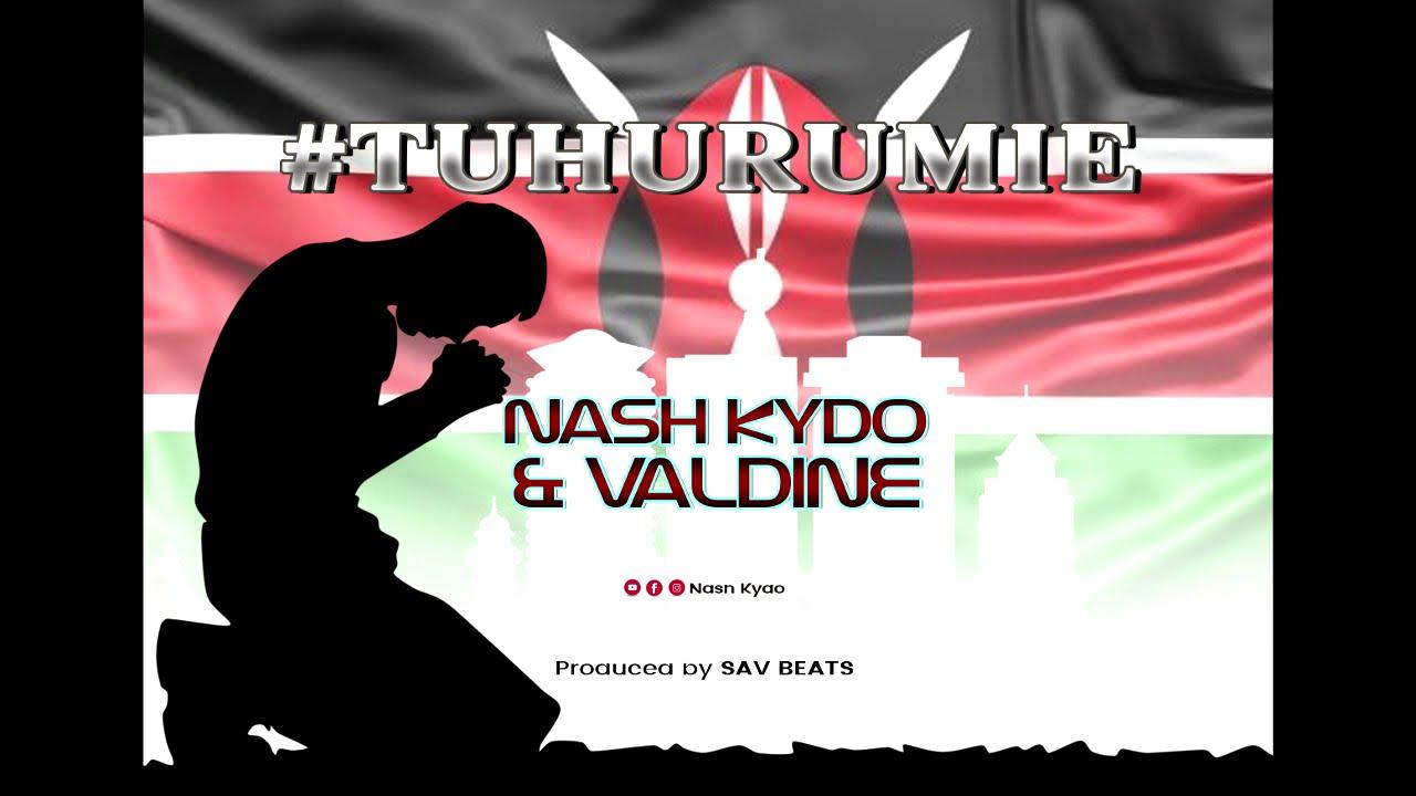 Nash Kydo – TUHURUMIE ft Valdine ( OFFICIAL AUDIO )