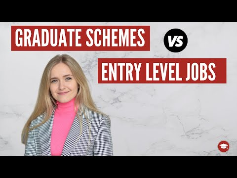 Graduate Schemes vs Direct Entry Level Jobs Explained!