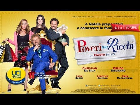 Poveri ma ricchi - Trailer Oficial UCI Cinemas