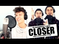 The Chainsmokers - Closer ft. Halsey (Cover by Victor Podcast ft. Ethan)