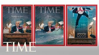Donald Trump And The TIME Cover: An Animated History | TIME