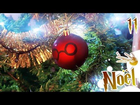 Comment Jour 11: DIY HARRY POTTER Boule de Noël lunette Harry | Sapin de Noël ?
