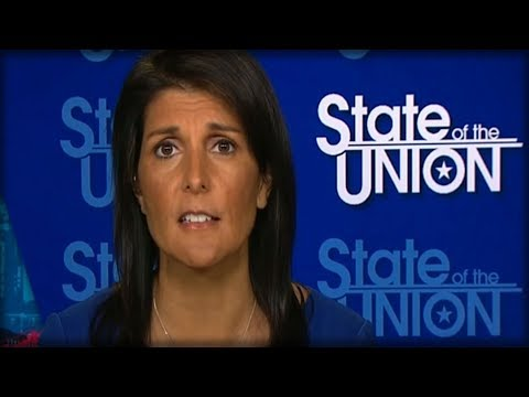 DESTROYED! NIKKI HALEY ISSUES NORTH KOREA BRUTAL THREAT THAT'LL HAVE THEM TERRIFIED