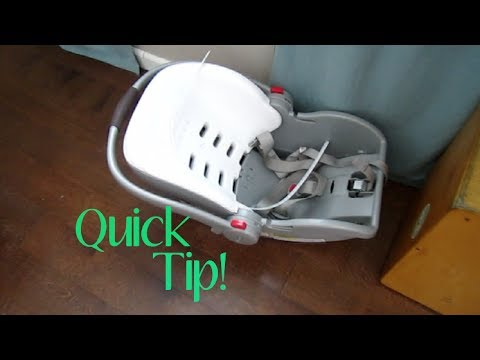 Quick Tip: Spring Clean Your Car Seats!