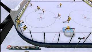 NHL 2K11 (Wii) Winter Classic (Part 1)