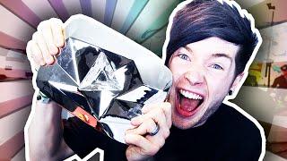 OUR DIAMOND PLAY BUTTON!!!! thumbnail