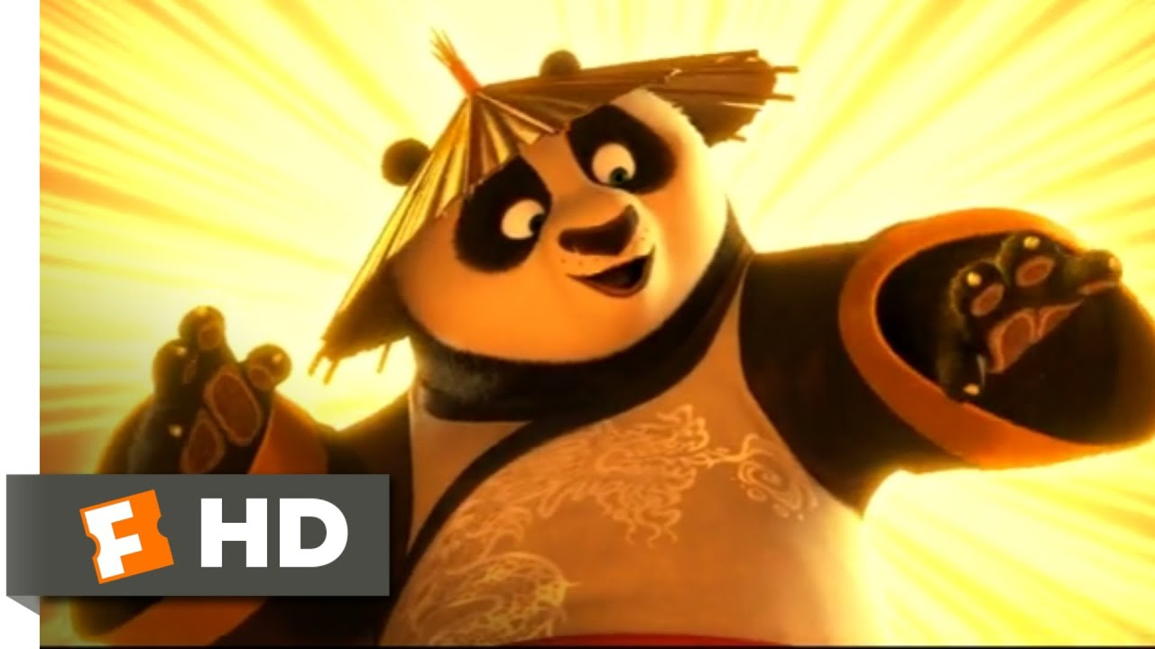 Kung Fu Panda 3 2016 I Am The Dragon Warrior Scene 10 10 Movieclips Youtube
