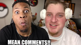 "Upchurch Reads Mean Comments From No Jumper Podcast!! Upchurch ""NO CUNTREE BOH's ALLOWED"""