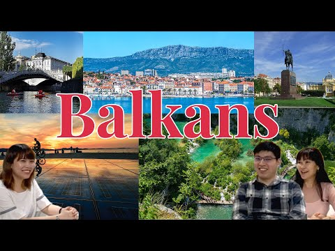 Virtual Travel with Super - Balkans Episode 14