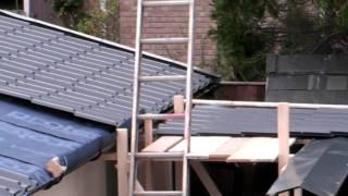 Garage roof condensation problem