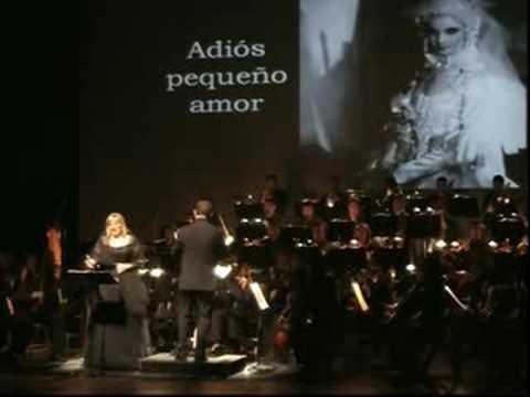 Elisabete Matos singing Butterfly