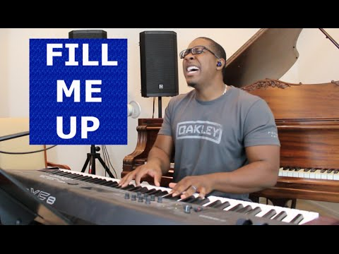 FILL ME UP - Jesus Culture / Tasha Cobbs Cover by Jared Reynolds