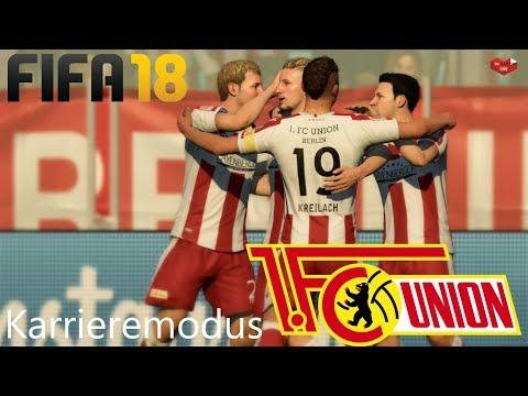 FIFA 18 Karrieremodus #02 ⚽ 1. FC Union Berlin I Bundesliga-Saison 2017/18 [Deutsch/HD]