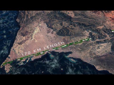 Saudi Arabia to build 170 kilometres-long city as part of Neom project | Dezeen