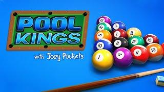 Pool Kings with Joey Pockets