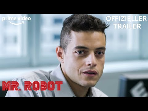 Mr. Robot Trailer Deutsch– Staffel 1 | Amazon Prime
