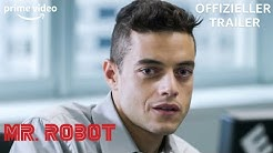 Mr. Robot | Staffel 1 | Offizieller Trailer | Prime Video DE