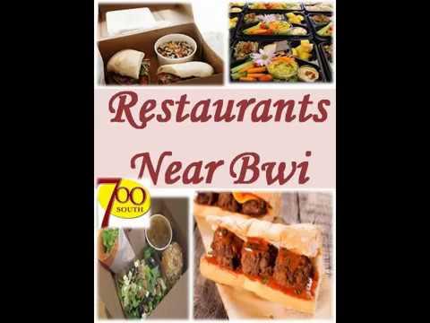 Restaurants Near Bwi