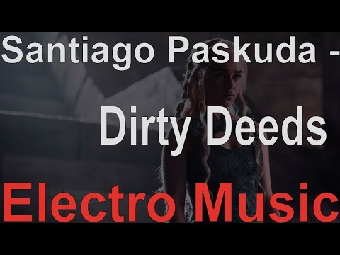 [Electronic]Santiago Paskuda - Dirty Deeds(AC/DC cover) No Cpyright music