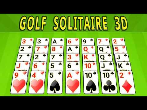 пасьянс онлайн играть карты гольф