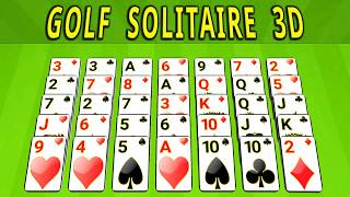 Golf Solitaire 3D Ultimate - G Soft Team Game