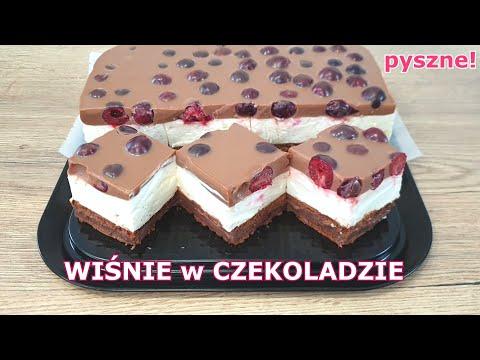 Niesamowicie pyszne ciasto