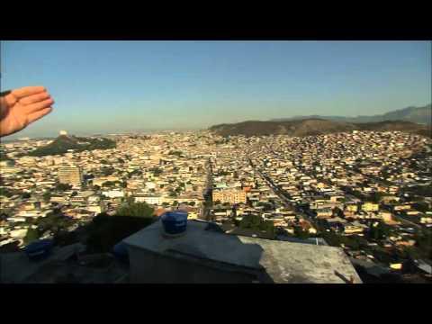 La pacification des favelas au Brésil