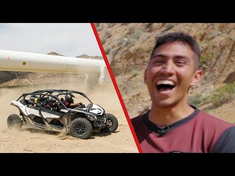 Intense Off Road Challenge w/JFred