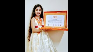 Saanvi's Asia Book of Record