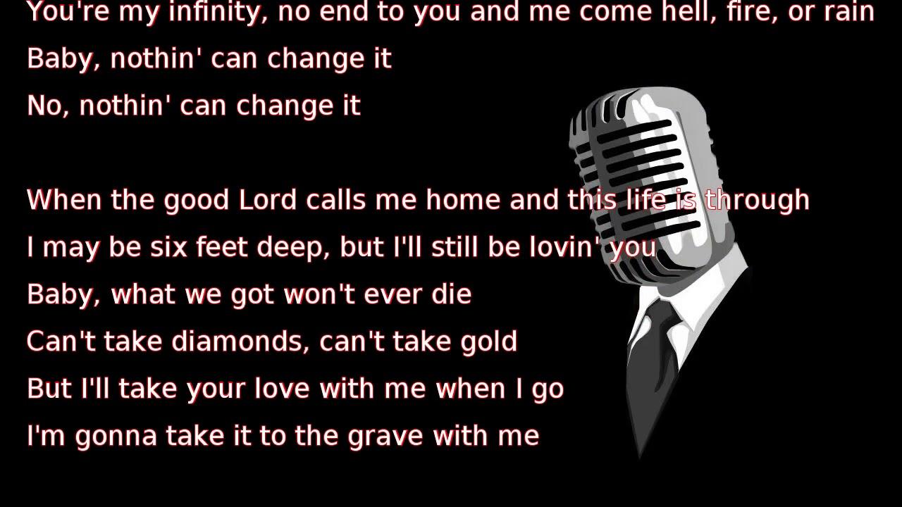 Thomas Rhett - Grave (lyrics)