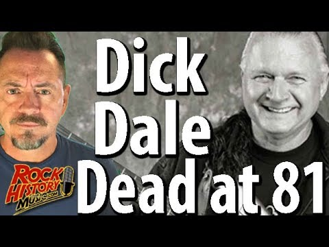 Dick Dale, The King of Surf Guitar, Dead at 81 - Our Tribute