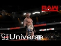 WWE 2K Universe - WWE 2K17: Raw Episode 14