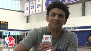 Matisse Thybulle answers fun questions about his 76ers teammates | NBA on ESPN