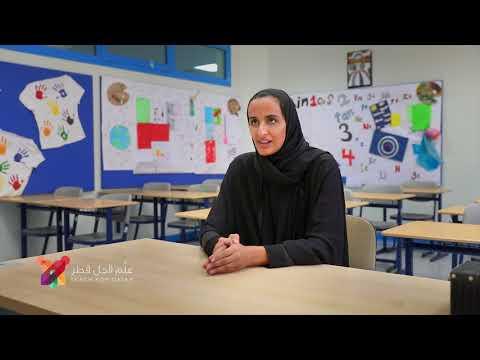 حملة كن معلماً - الحلقة السادسة: سعادة الشيخة هند بنت حمد آل ثاني