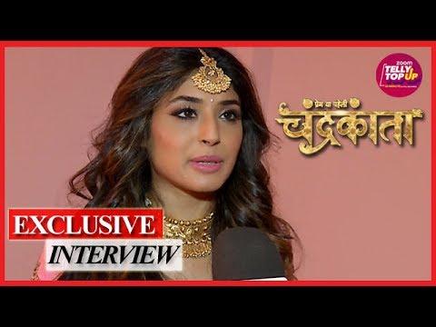 Kritika Kamra Is Excited For Ekta Kapoor's New Show Chandrakanta   Exclusive