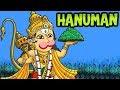 Hanuman | Animated Kids Full Movie In Hindi | Ramayan Cartoon Story For Kids | Kahaniyaan video