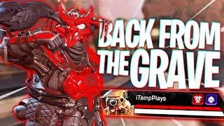 BACK from the GRAVE! - PS4 Apex Legends