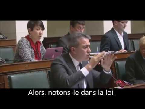 Au Parlement, Francken mis face à ses contradictions !