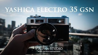 Yashica Electro 35 GSN | Film Camera Review