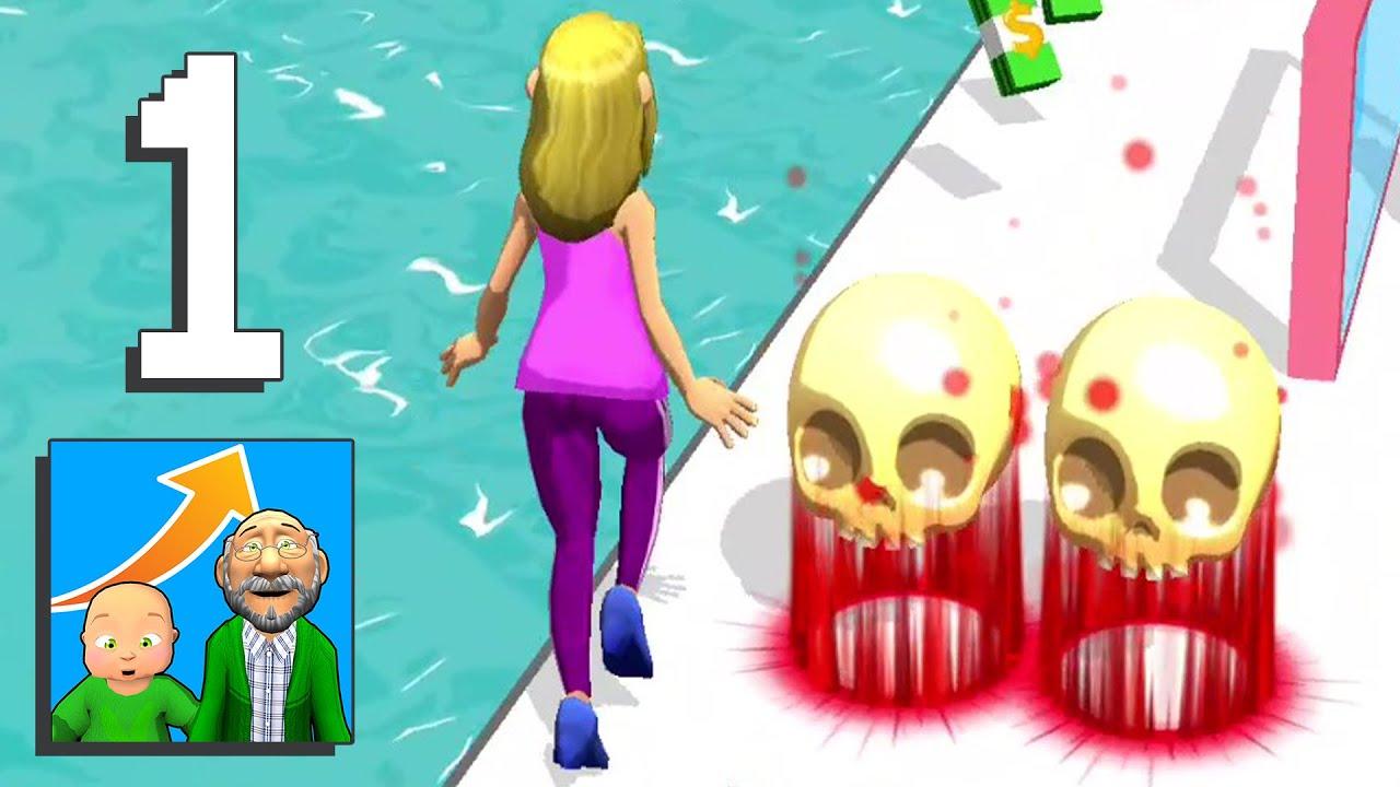 Run of Life - Gameplay Walkthrough [Android, iOS Game] part 1