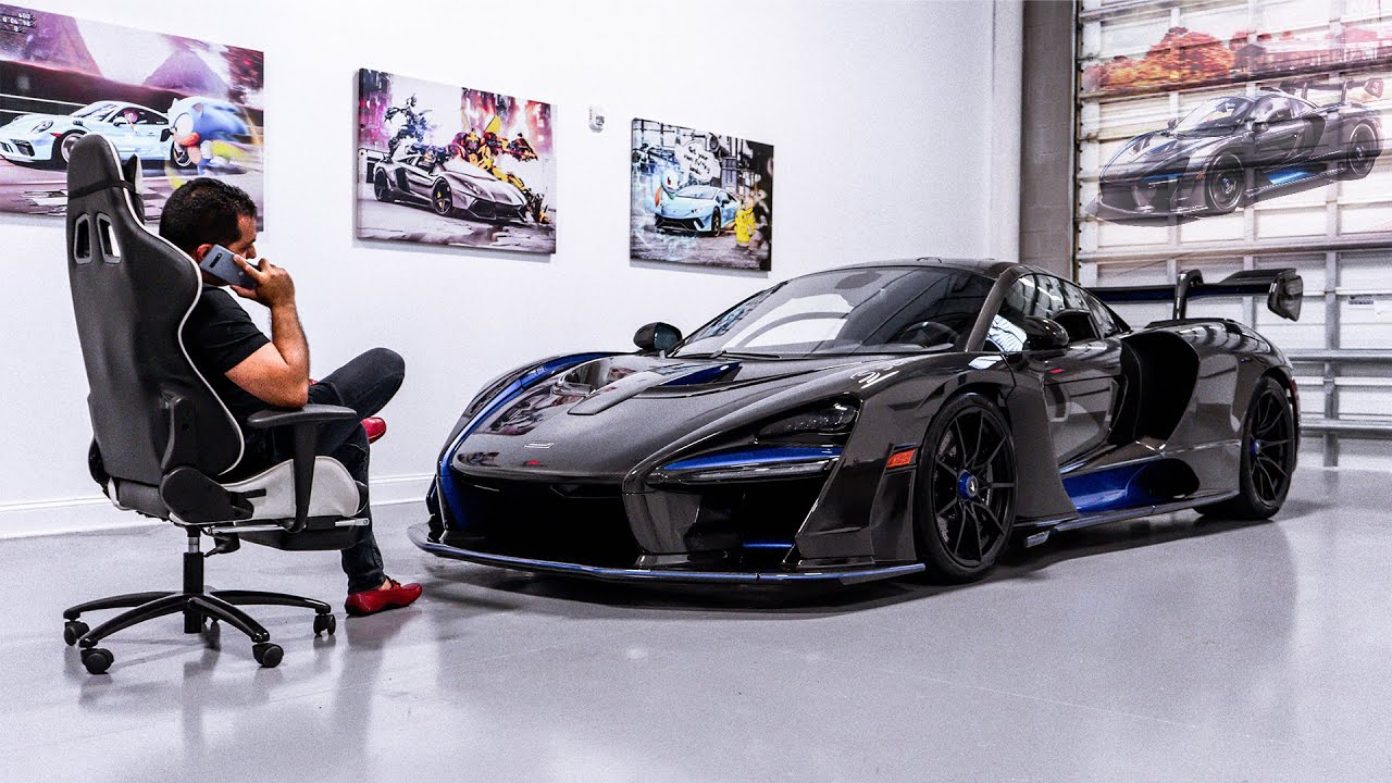 I Bought A McLaren Senna From A Famous Instagram Car Collector! [$1.8 Million FULL CARBON SPEC]