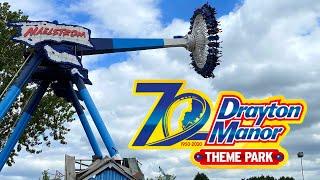 Drayton Manor Vlog July 2020