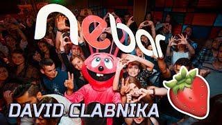В Nebar 2.0 на съёмках клипа David Clabnika