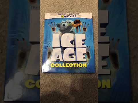 Ice Age 5 Film Collection Review